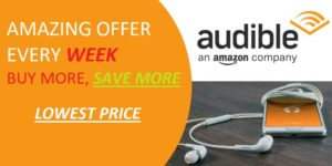 Buy audible credits cheap price